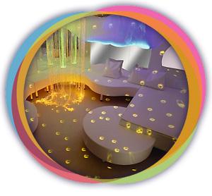Snoezelenr ume raumkonzepte inklusion for Raumgestaltung definition